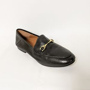 Coach Haley Slip On Loafer Gold Hardware One Shoe